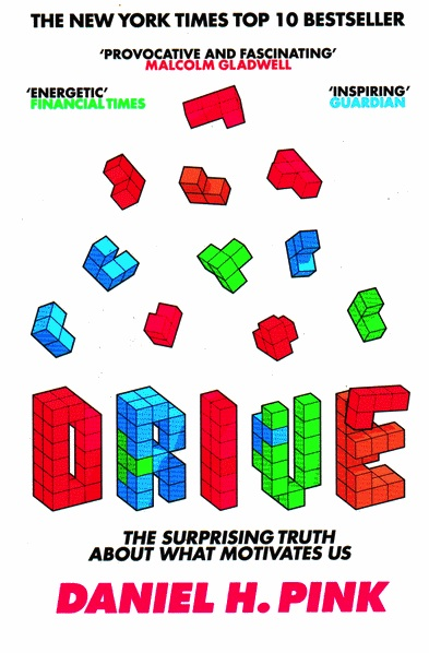 drive daniel pink Drive - by daniel pink isbn: 1594488843 date read: 2010-09-01 how strongly i recommend it: 9/10 (see my list of 200+ books, for more) go to the amazon page for.