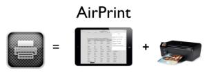 print ipad