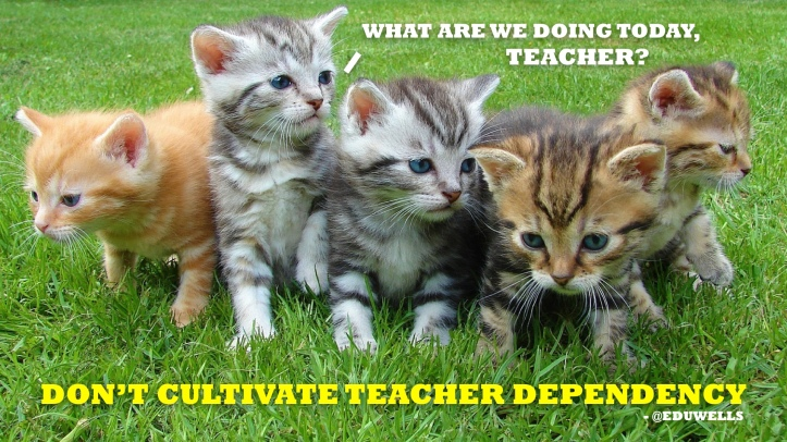 TEACHER DEPENDENCY-EDUWELLS